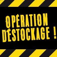 Destockage Logo