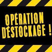 Destockage Logo